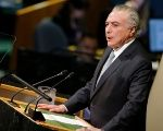 New Graft Charges Against Temer Sent to Brazil's Congress