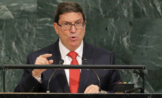 Cuba warned that the attempt to use force to stop the global trend towards multilateralism will provoke effects that must be stopped by popular mobilization.