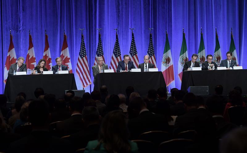 La ronda de negociaciones del TLCAN iniciaron a las 10H00 (hora local).