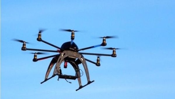 The new technology would enable drones to go beyond GPS tracking.