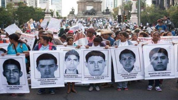 Resultado de imagen para 43 de ayotzinapa