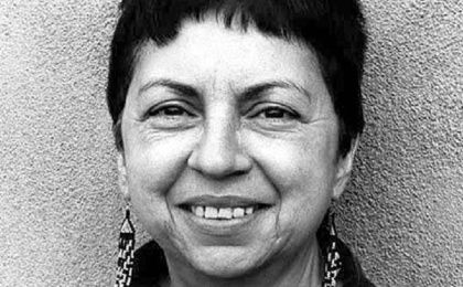 Anzaldua drew inspiration from her childhood along the Mexico-U.S. border as a sixth generation Mexican immigrant.