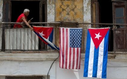 A major focus of the book is the effect of the illegal U.S. blockade on Cuban society.