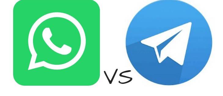 Telegram o WhatsApp ¿cuál es mejor?