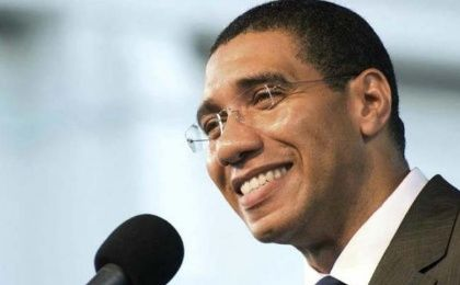 Jamaican Prime Minister Andrew Holness made the announcement Tuesday during a session with House Representatives.
