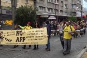 The pension does not allow retirees to live in dignity, claim the citizen movement NO+AFP.