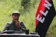 Commander Nicolas Rodriguez Bautista ordered ELN members to abide by the cease-fire agreed