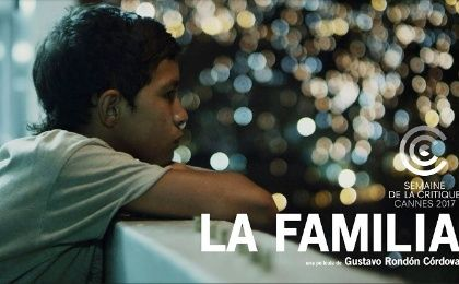 "Poster for the Venezuelan film ""La Familia"""
