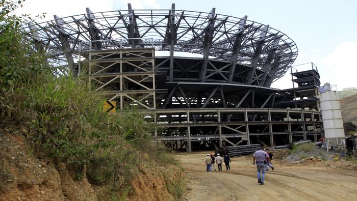 Venezuela tendrá el estadio más grande de Suramérica en 2018
