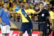 Ecuador has received two fines for the behavior of fans in soccer matches