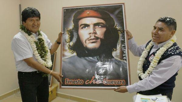 Resultado de imagen para che guevara en bolivia