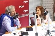 Fernandez de Kirchner on Pop Radio.