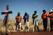 900,000 Indigenous people – who are disproportionately impacted by poverty and other social problems – control about 13 percent of Brazil's territory.