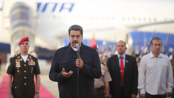 The Venezuelan President Nicolas Maduro said he would provide further details in a news conference on Sunday.