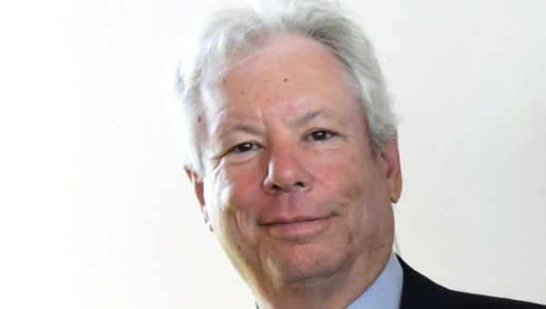 American Professor Richard Thaler won 2017