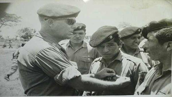 """""""Posiblemente la guerrilla hubiera triunfado si no hubiera existido el pelotón Ranger que fue entrenado por generales estadounidenses..."""", confesó Alfredo Romero Ramos, uno de los cuatro soldados que capturó al Che."""