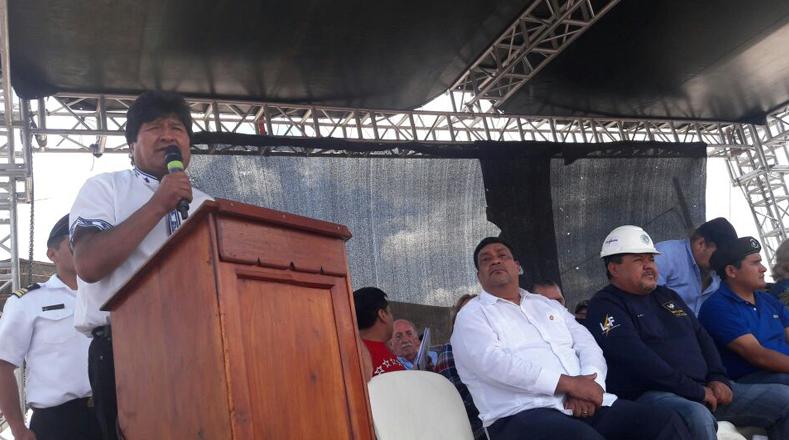 Evo Morales realza ejemplo del Che para la lucha antimperialista