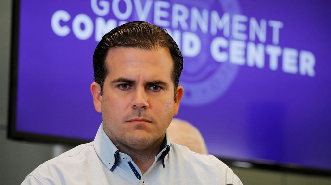 Puerto Rico's governor, Ricardo Rosello, has urged the U.S. Congress to release more funds to assist the hurricane torn U.S. territory with relief efforts immediately.
