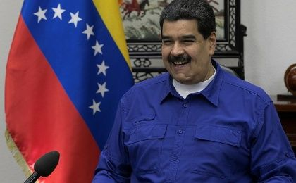 """It's an honor that the head of the empire mentions me every day,"" the Venezuelan president said."