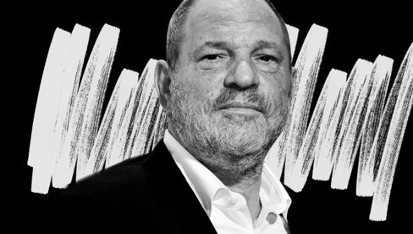 The Weinstein Company announced their co-founder's dismissal Friday, saying his departure from the company would be indefinite.