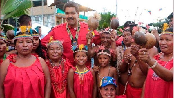Este 12 de octubre se celebra en Venezuela el Día de la Resistencia Indígena.