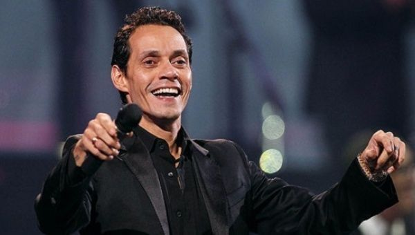 During the close of his concert at Madison Square Garden in Feb. 2016, singer Marc Anthony had a few harsh words for Donald Trump.