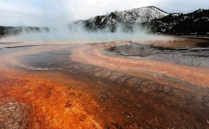 A recent study found that the ancient super-volcano beneath the Yellowstone National Park could erupt soon, leaving humanity much less time than it thought to prepare.