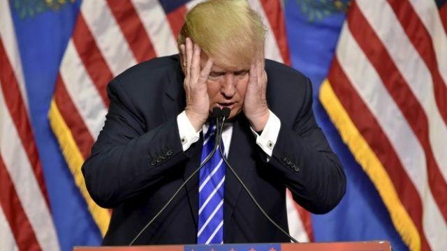 Resultado de imagen para Trump acumula rechazo de 58 % de los estadounidenses