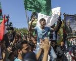 Palestinians Celebrate Agreement Between Hamas And Al-Fatah
