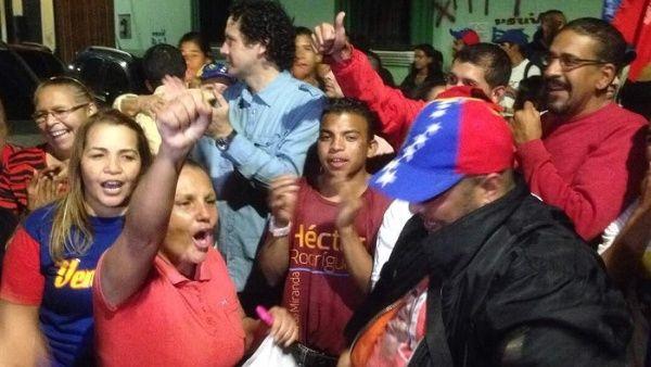 El proceso electoral se desarrolló sin mayores incidencias y los acompañantes internacionales felicitaron el civismo de los venezolanos.