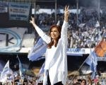 During the ceremony,Kirchner asked the Argentinians