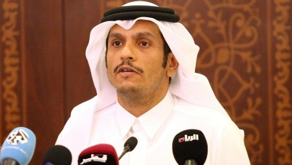 Image result for Qatar accuses Saudi Arabia of promoting 'regime change'