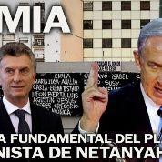 Macri como herramienta del sionismo