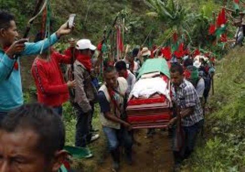 Resultado de imagen para colombia asesinatos