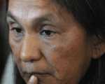 Milagro Sala is the head of Argentina's Tupac Amaru neighborhood association and a Parlasur deputy.