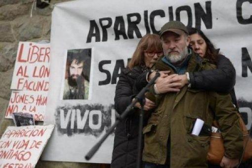 Familia de Santiago Maldonado cuestiona silencio de Macri durante casi 80 días
