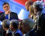 53-year-old Pahor who ran as an independent candidate is mostly known for his Instagram following and use of social media to reach his voters gained 47 percent of the votes.