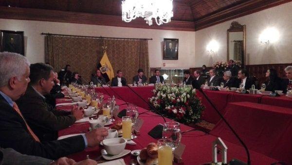 Las partes han destacado el papel de las Naciones Unidas para garantizar el cumplimiento de los acuerdos.