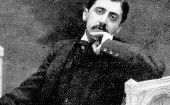 French novelist Marcel Proust whose personal letters will be published online for the first time.