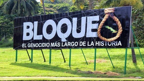 Resultado de imagen para Cuba ha perdido con bloqueo estadounidense más de 130.000 millones de dólares