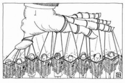 Periodismo. Silencio cómplice