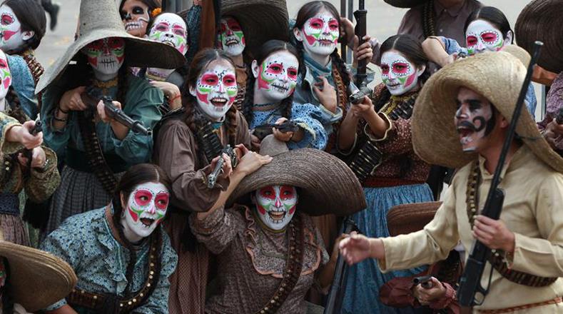Más de 800 voluntarios, cuatro carros alegóricos, cinco marionetas gigantes y siete carros empujables fueron los protagonistas de la celebración que es Patrimonio Cultural Inmaterial de la Humanidad declarado por la Unesco.