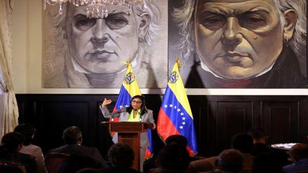 """""""Aquí el pueblo nunca se ha arrodillado"""", enfatizó Rodríguez."""