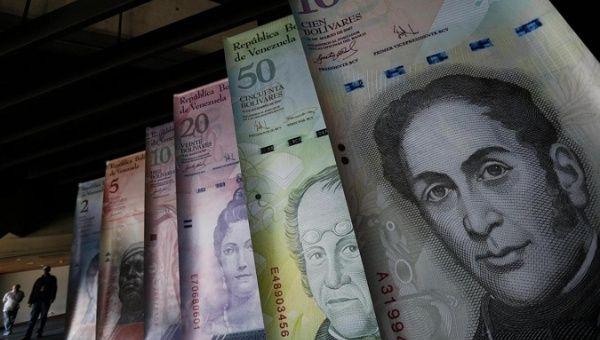 Samples of Venezuela