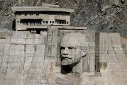 Monuments of Lenin 100 Years After Russian Revolution