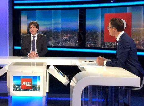 Expresidente catalán demanda unidad del bloque independentista