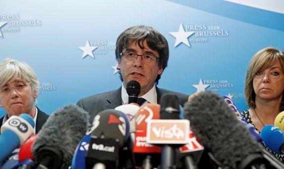 Puigdemont y los exconsellers han mostrado su disposición a colaborar con la justicia belga.