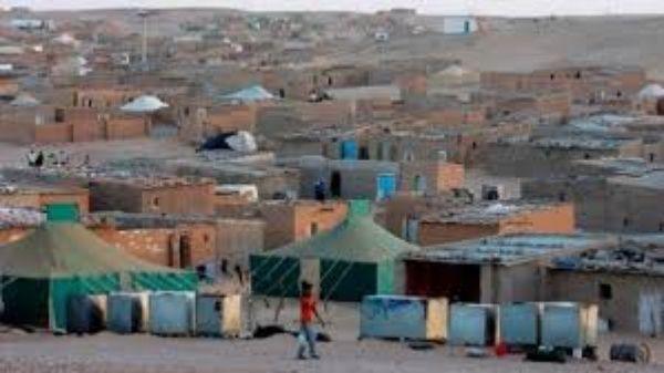 El campamento de refugiados de Tinduf se instaló en Argelia tras la invasión del Sáhara Occidental