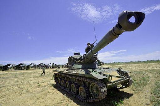 Las fuerzas brasileñasAmazonLog cuentan para este ejercicio militar con 1.550 efectivos brasileños, 120 peruanos y 150 colombianos. Además, participaron efectivos estadounidenses.