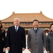 Trump visita China: próximo líder global en IA en 2030